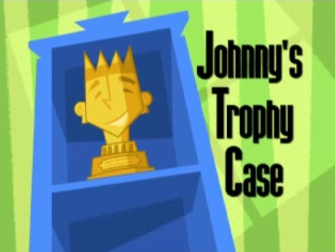 Johnny's Trophy Case