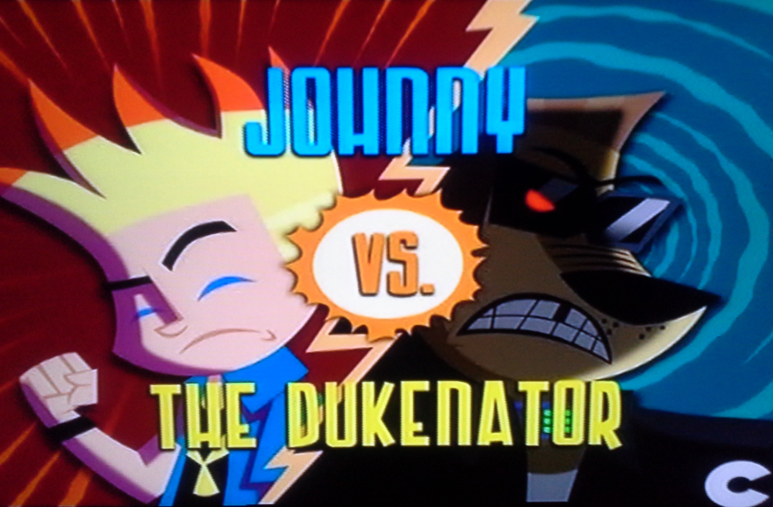 Johnny vs. the Dukenator