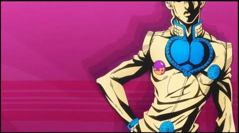 JoJo's Bizarre Adventure Golden Wind Teaser 1