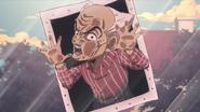 Yoshihiro spying on Rohan