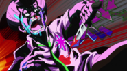 Tamami stabs himself