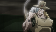 Hol Horse Shoots Himself