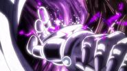 Cream destruyendo los dedos de Silver Chariot
