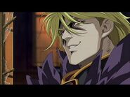 JoJo movie Dio transformed