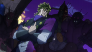 Page, Jones, Plant, and Bornnam with Dio