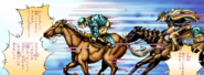 Diego surpasses Gyro