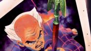 Yoshihiro with the Arrow