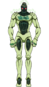 Green Day Anime body