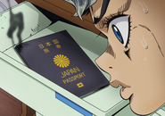 Koichi passport anime