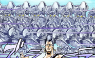 Silver Chariot clones