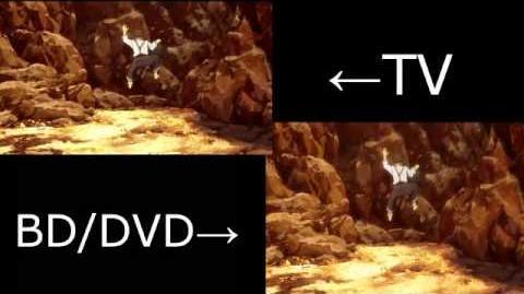 JoJo's Bizarre Adventure - TV vs