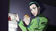 Tomoko blames Josuke