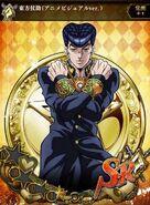 JJBASS Josuke-anime-special
