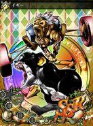 JJBASS Iggy-TheFool-roar
