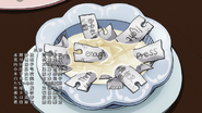 Soup with word tags