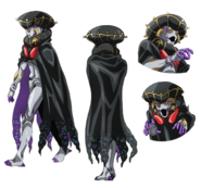 Black Sabbath anime concept 1