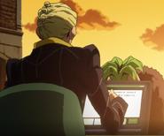Cameo de Prosciutto Anime