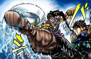 Metal Silver Overdrive Manga