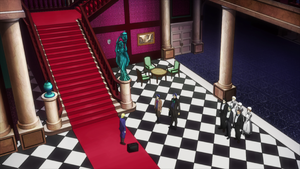 MainHall anime