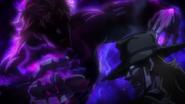 Dio threatens Hol Horse