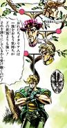 Zeppeli Tree Manga
