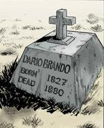 Dario tomb of the boom
