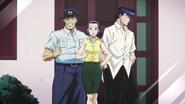 Higashikata family portrait