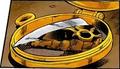 Arrow shard manga