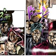 JusticeCorpsesManga