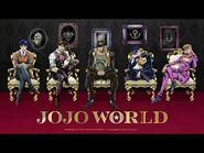 『JOJO WORLD』イベントプロモーションムービー