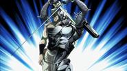 Anubis Silver Charriot