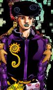 Tooru's appearance