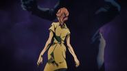 Secuencia Trish anime