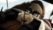 George como piloto (anime)