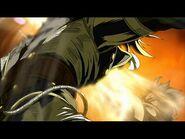 JoJo movie Dio gets hit