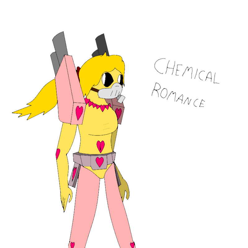 Chemical Romance (BBA)