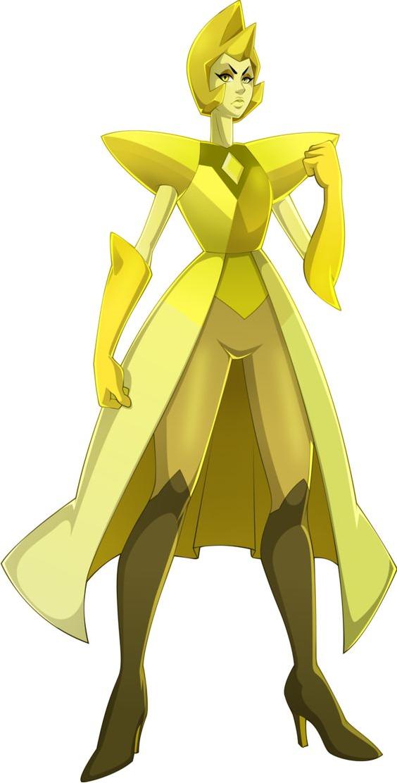 Golden Lady (Forsaken Shoes)