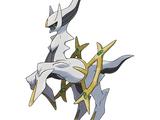 Arceus (Downplayed)