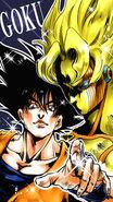 Goku's JoJo