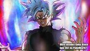 Dragon Ball Super - Ultra Instinct Goku Black (Fanmade OST)-0