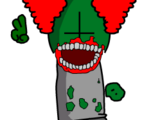 Tricky the clown (composite)