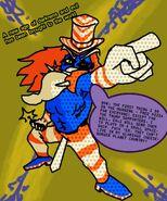 Cheeseburger Freedom Man