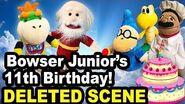 Bowser Junior's 11th Birthday!! (SECRET DELETED SCENE)