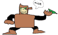 Wood man nice