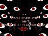 Itachi Uchiha (Wanked)