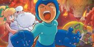 Poor Mega Man