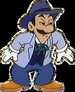 Chinese Cowboy Luigi