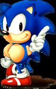 Classic Sonic JPN