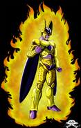 Golden cell by niiii link-d9datxi