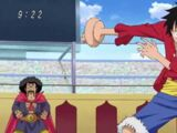 Luffy (DBZ x OP x Toriko)